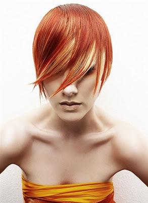 Peinados y Looks de Moda: Tendencias de Color de Cabello en el 2013