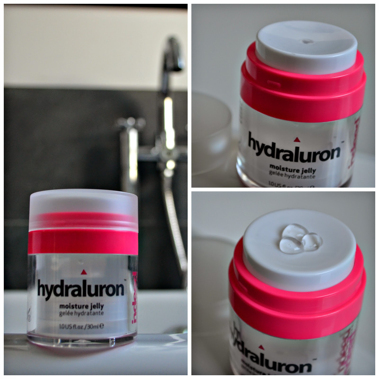 Indeed Laboratories hydraluron moisture jelly review,