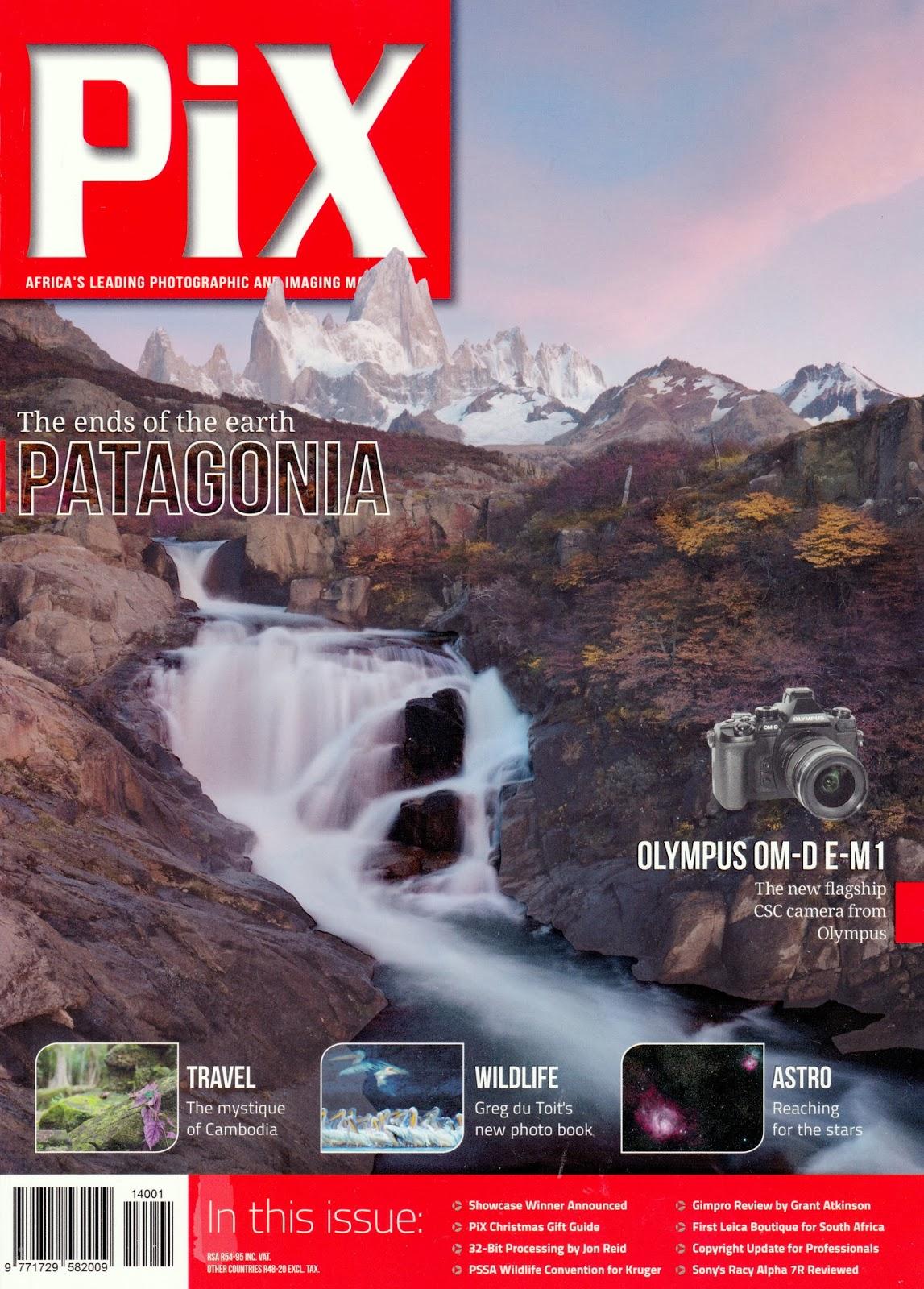 Magazine Recommendation: PIX Photography and Imaging Magazine