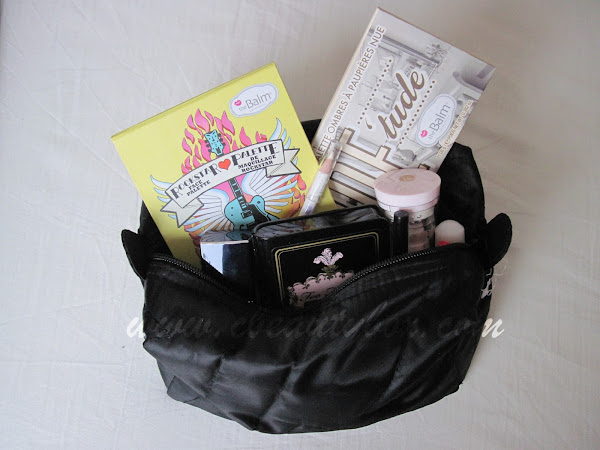 My Travel Makeup Bag