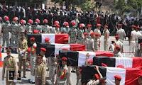 بعد حادث سيناء.. تخوف قبطى من عودة الإرهاب المنظم لاستهداف الأقباط والكنائس