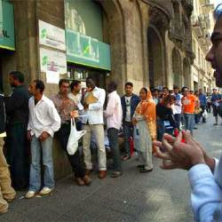 Cataluña es la Zona de la UE que Recibe mas Inmigrantes en la Ultima Decada