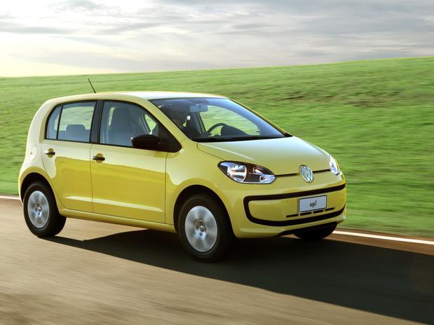 Volkswagen up! - versão de entrada - Take-up!