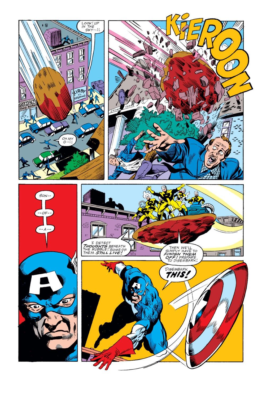 Captain America (1968) Issue #346 #276 - English 18