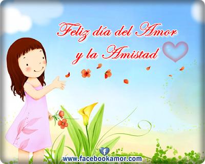 Dia del amor y la amistad, frases bellas para enviar