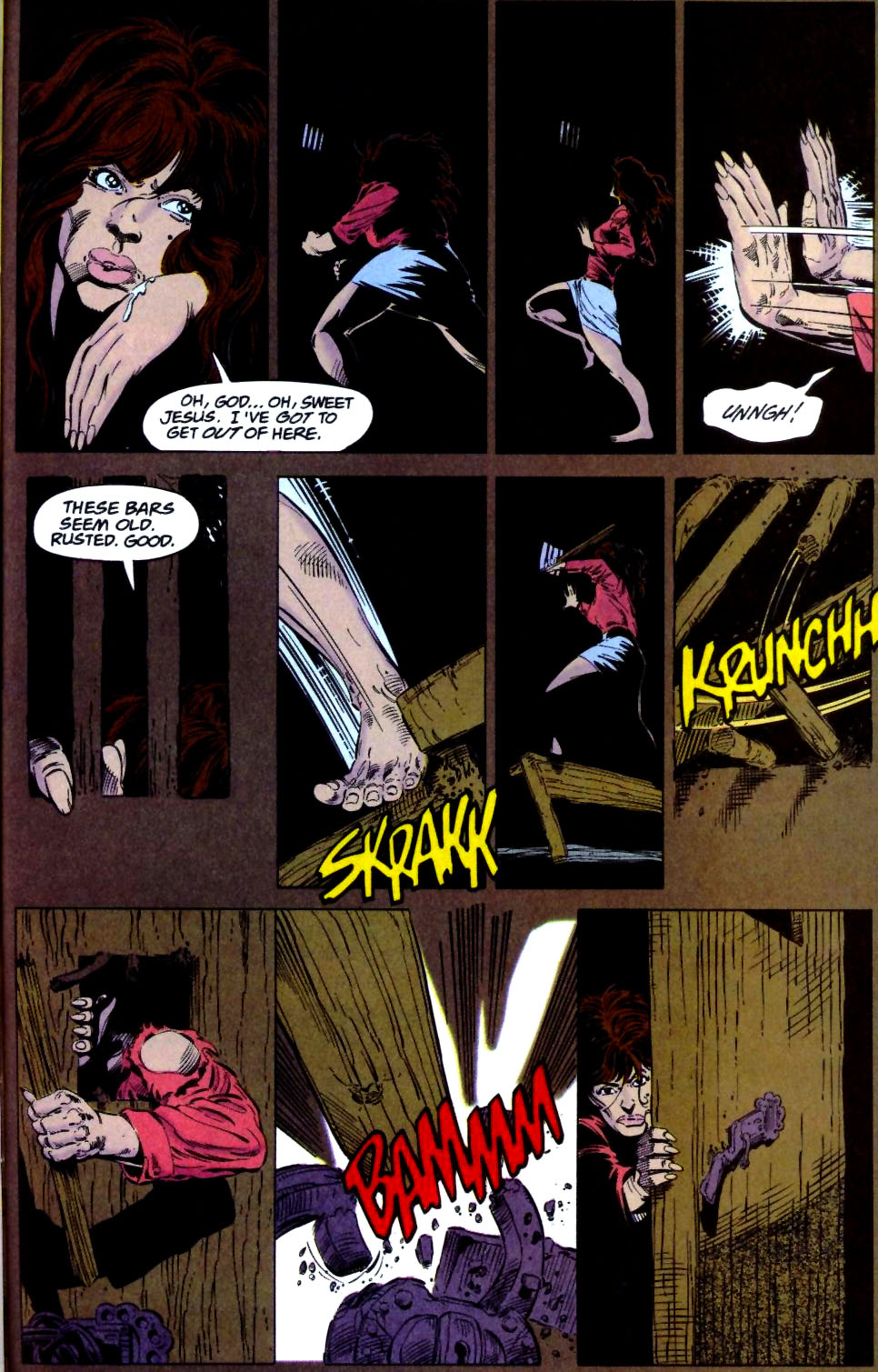 Deathstroke (1991) Issue #28 #33 - English 24