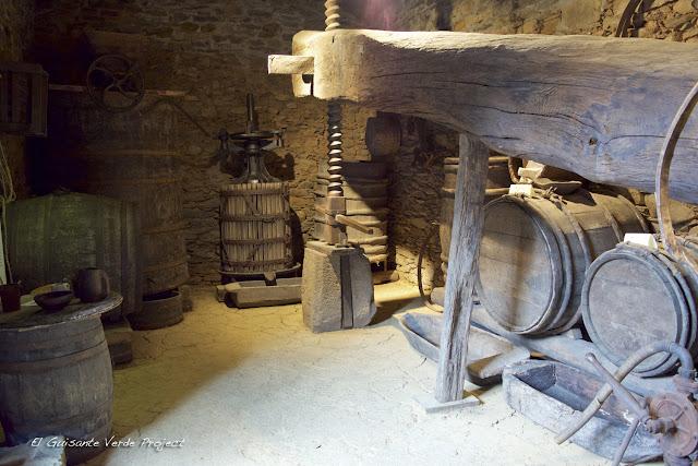 Lagar de Santiso - Museo del Vino de Cangas del Narcea por El Guisante Verde Project