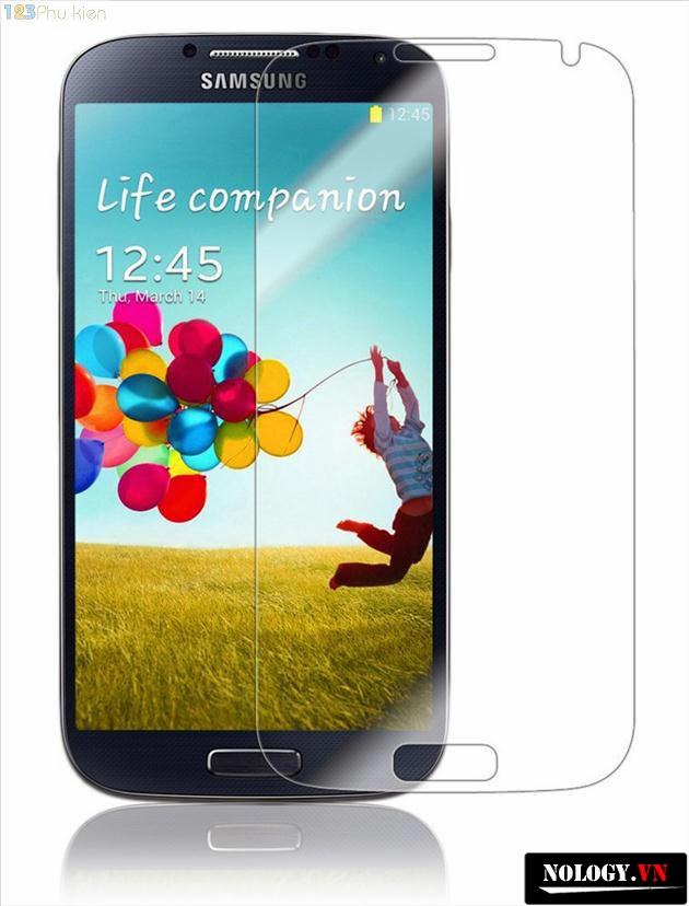 dán màn hình Samsung Galaxy S4