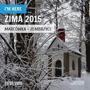 ...Marcówka,styczeń 2015...