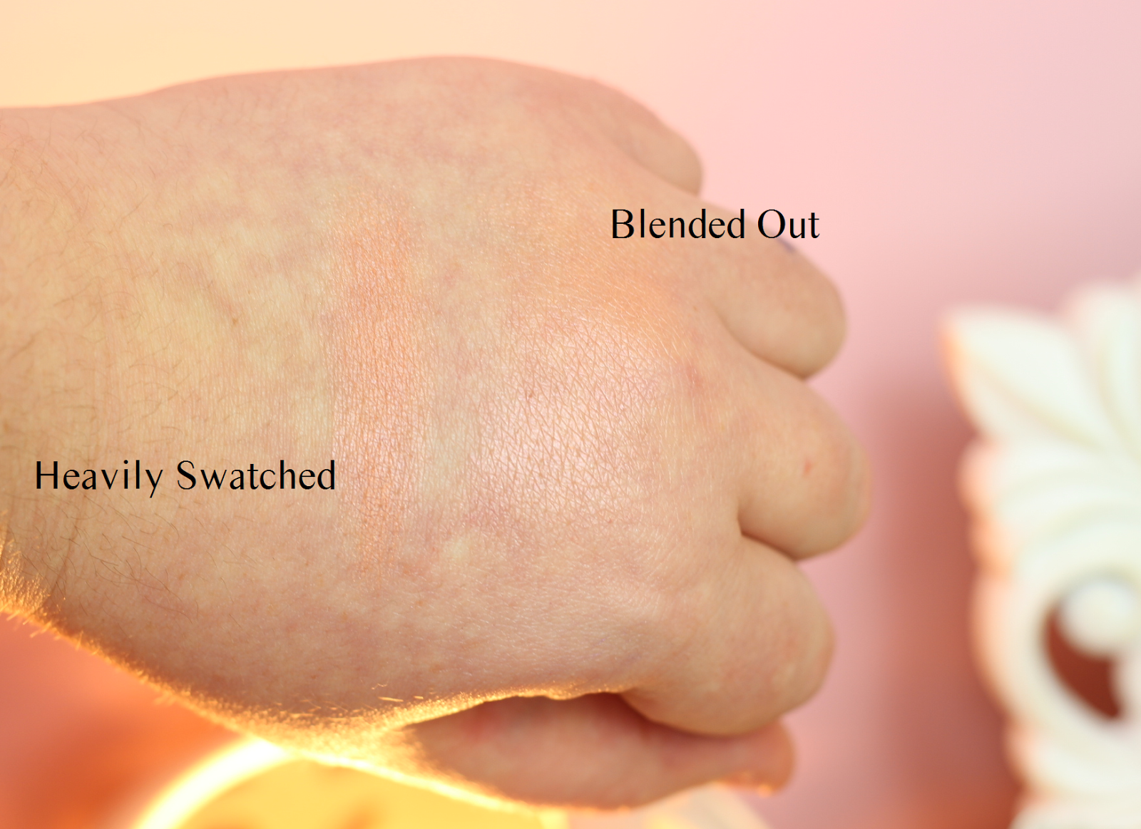 TheBalm Cindy Lou Manizer Highlighter Swatches