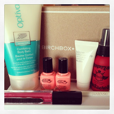 Joliebox ahora se llama Birchbox (Junio 2013)