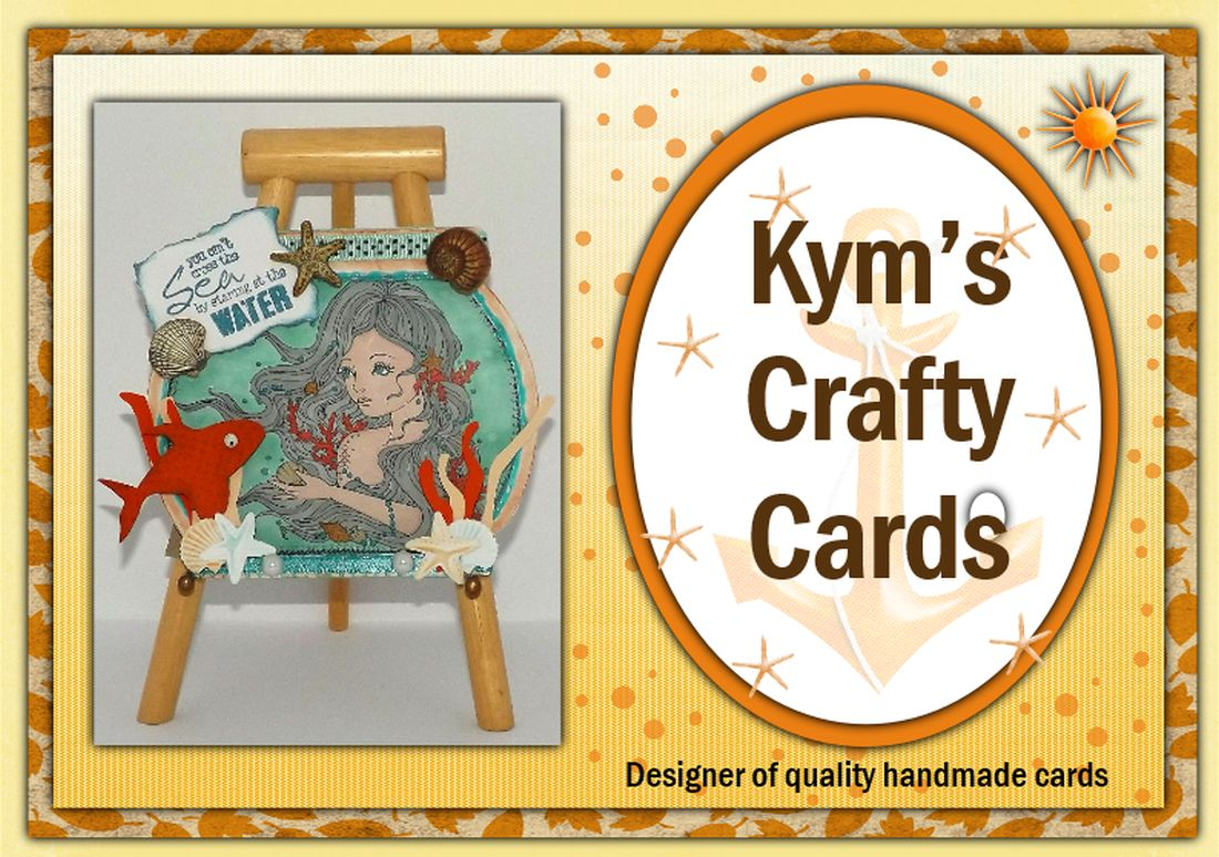 Kym's Crafty Cards