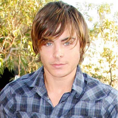 Efron Hairstyle on Baby Names  Zac Efron Hairstyle