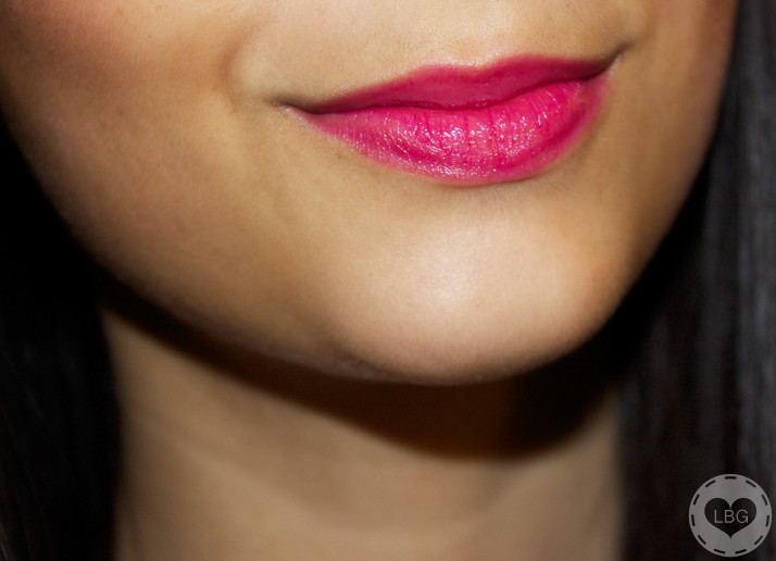 Christmas Challenge: 30 Lipsticks in 30 Days #05 Revlon Balm Stain Lovesick | Le Beauty Girl