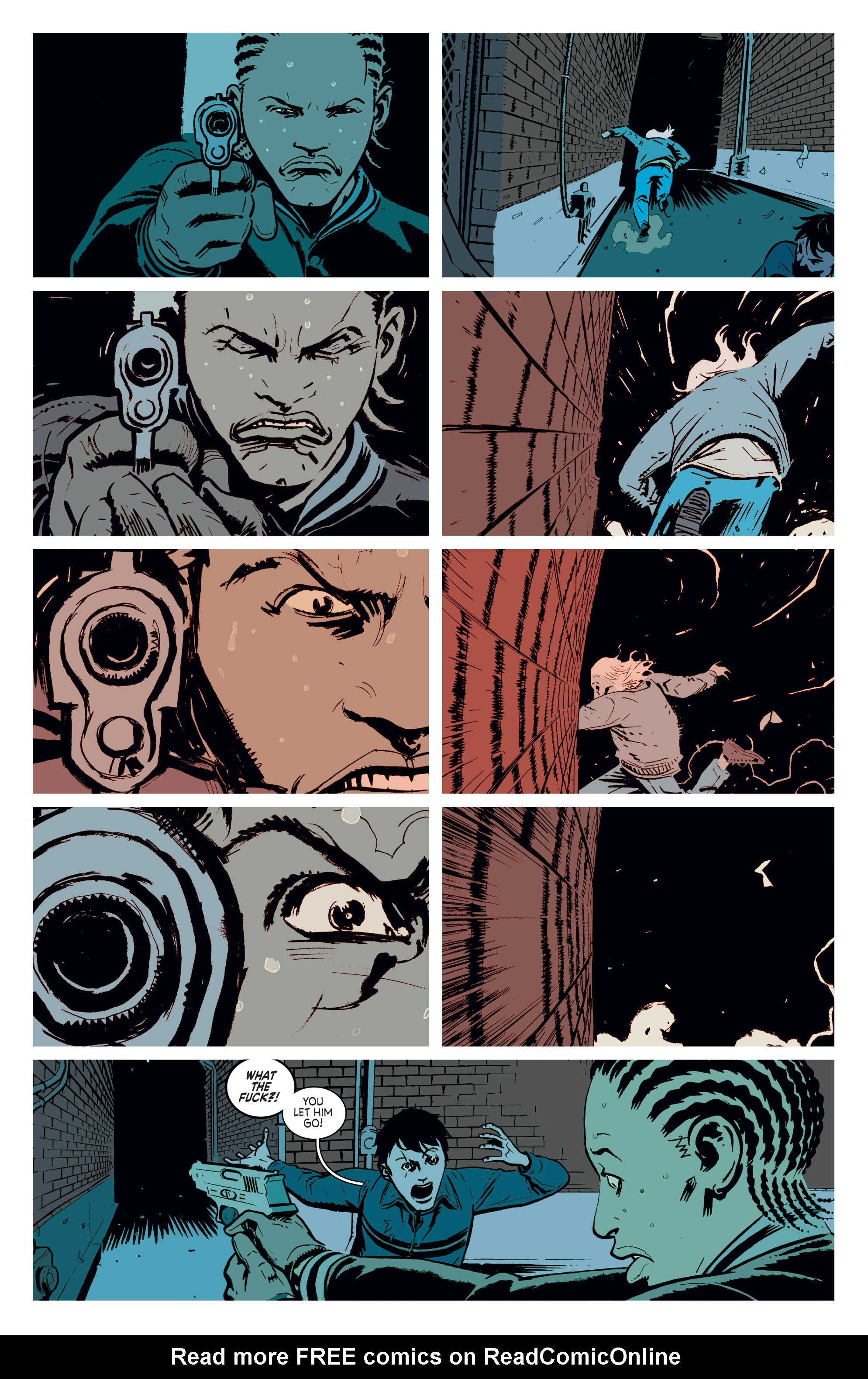 Read online Deadly Class comic -  Issue #3 - 15