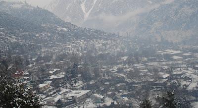 athmuqam, neelum valley azad kashmir