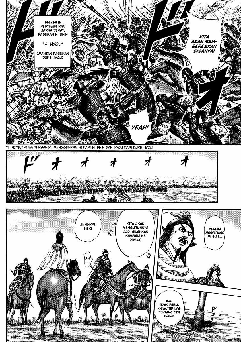 Dilarang COPAS - situs resmi www.mangacanblog.com - Komik kingdom 373 - perkembangan yang besar 374 Indonesia kingdom 373 - perkembangan yang besar Terbaru 8|Baca Manga Komik Indonesia|Mangacan