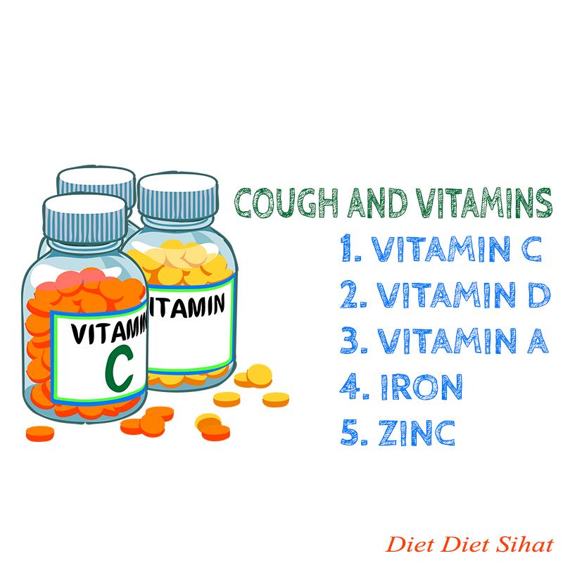 ubat batuk