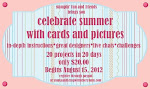 Stampin fun and friends next event