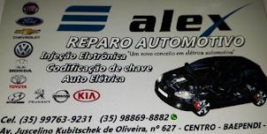PARABÉNS ALÉX REPARO AUTOMOTIVO DE BAEPENDI
