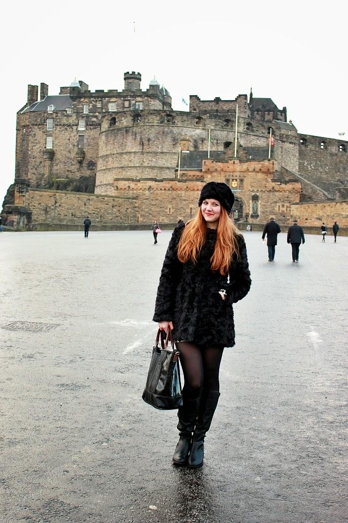 aberdeen blogger, módní blogerka, edinburgh, travelling, rgu