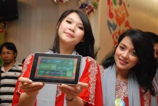 Spesifikasi Tablet Cyrus Love Quran Tab Harga Terbaru 2013