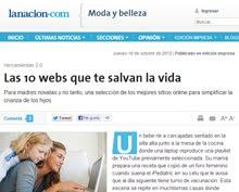 Blogmodabebe entre 'Las 10 webs que te salvan la vida'