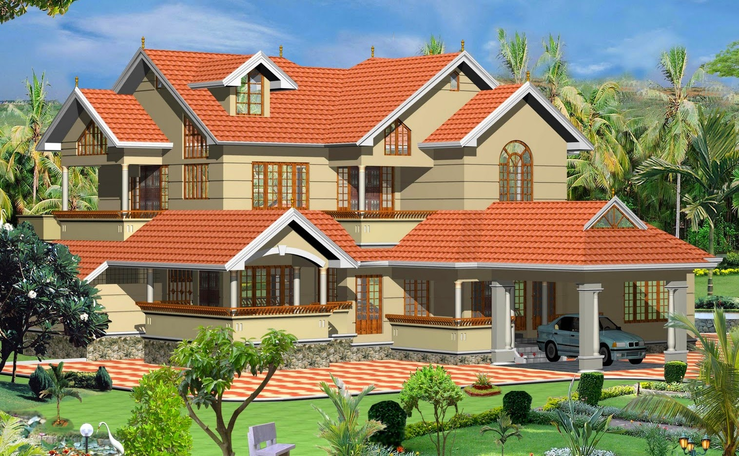Types of houses in india with pictures roselawnlutheran Farmhouse design india