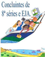 TODAS TURMAS CONCLUINTES DE 8ª SÉRIES / 9º ANOS