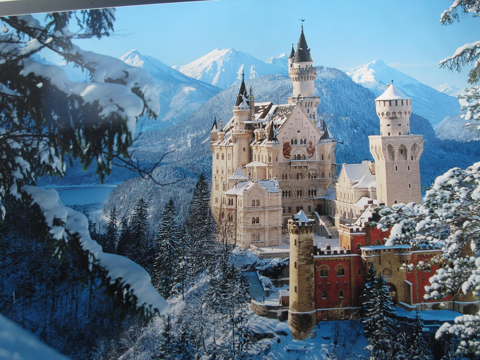 Munich Castle Bus Tour