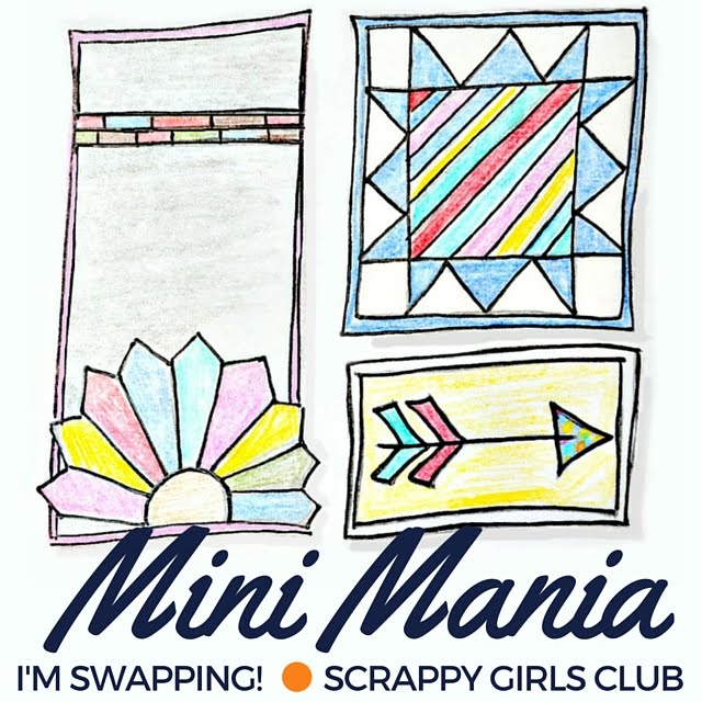 Scrappy Girls Swap