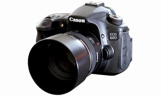 Harga Kamera Canon EOS 60D Terbaru dan Spesifikasi Lengkap 2015
