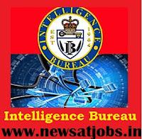 intelligence+bureau +recruitment