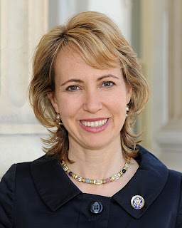 Photo of Gabrielle Giffords