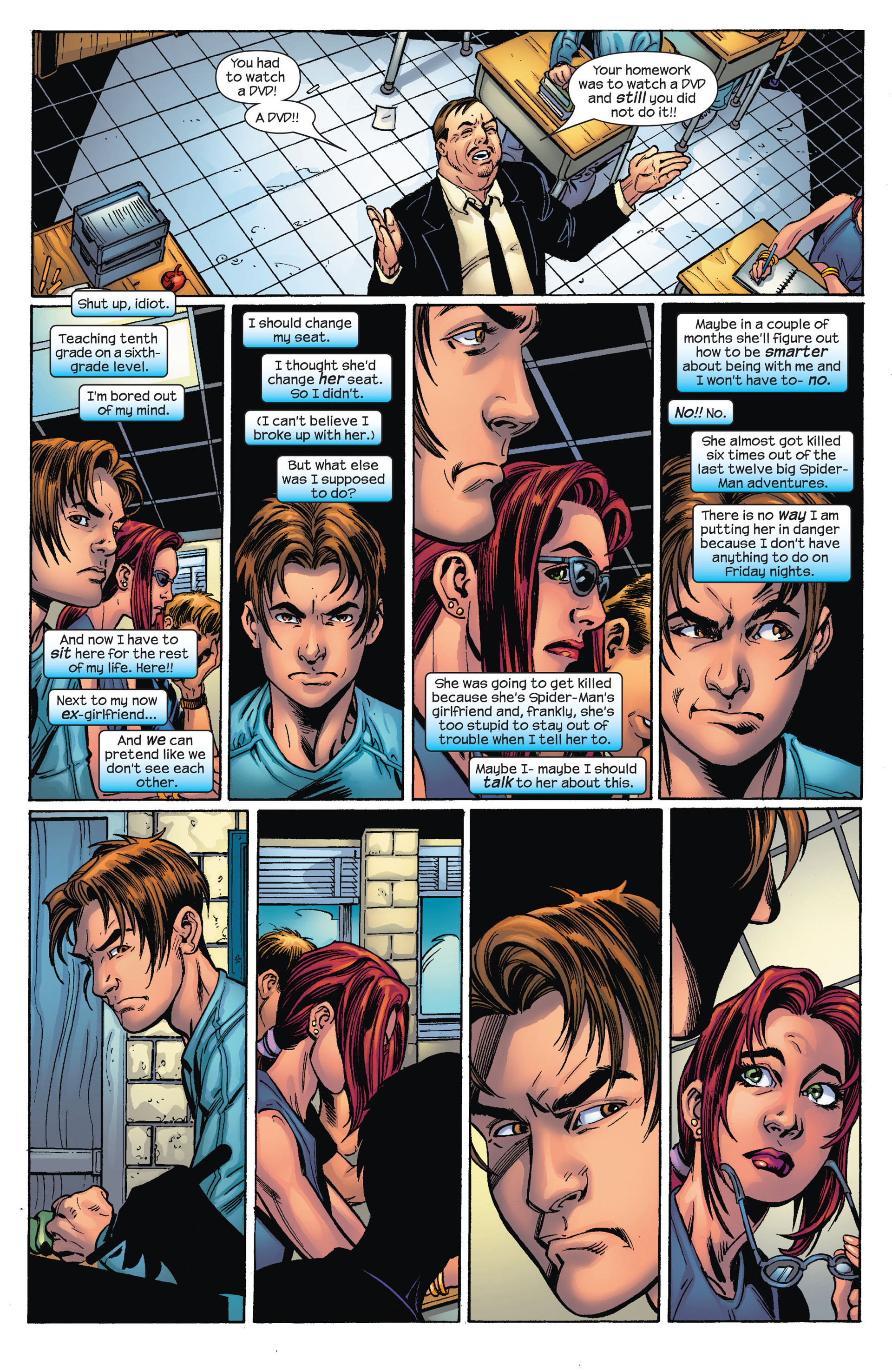 Ultimate Spider-Man (2000) Issue #79 #83 - English 6