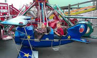 Kids go-karts and rides in Pigeon Forge