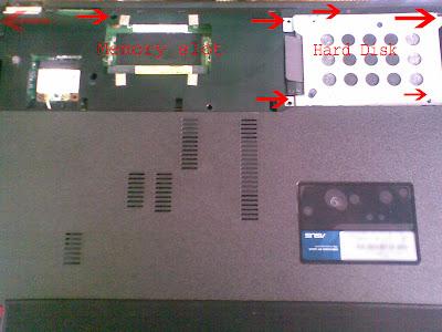 asus laptop repair