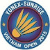 Live Score Final Vietnam Open Grand Prix 2015