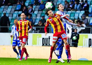 Goal rush at Goteborg!