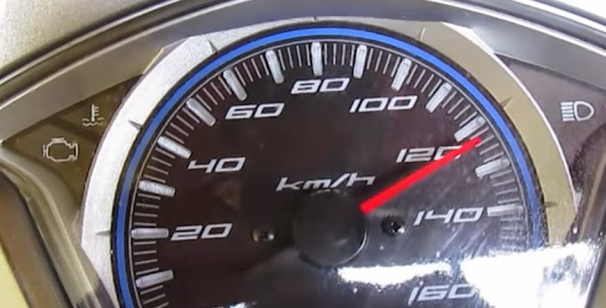 Max Speed Honda Vario 125 Full Stock; Mentok 123 kpj