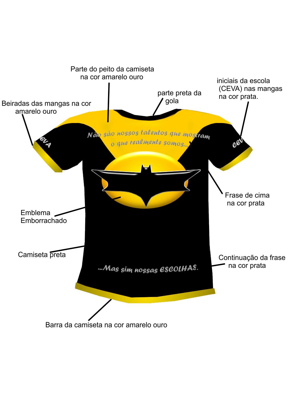 Camiseta Formandos 2011