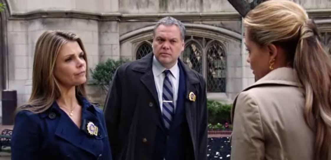 Law and order criminal intent antithesis recap
