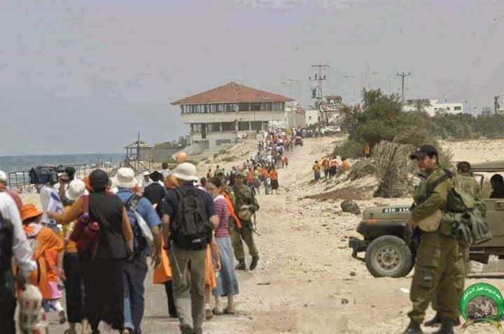 انسحاب الصهاينة من قطاع غزة