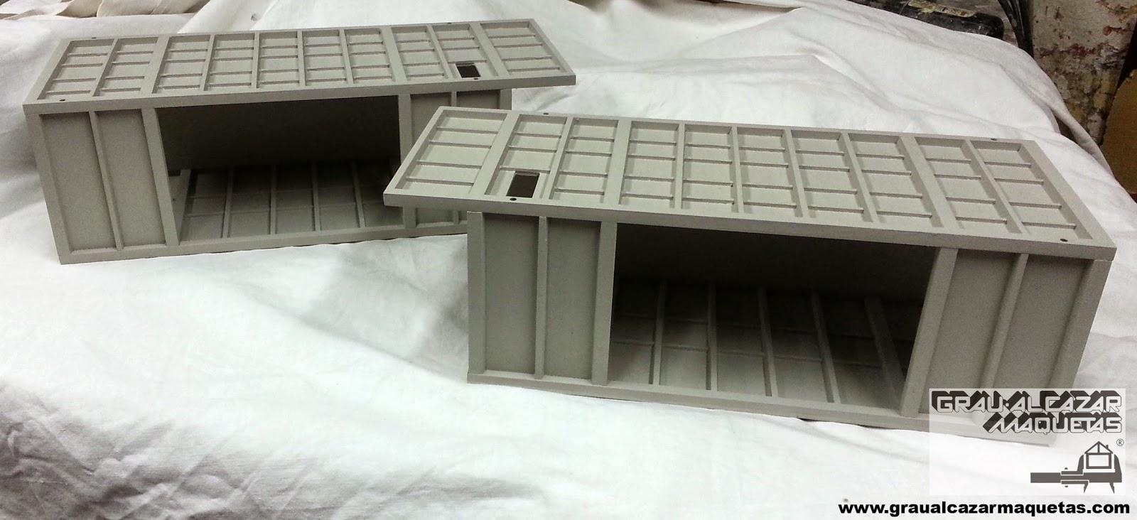 Modulo prefabricado hormigon materiales de construcci n - Cmi casas modulares ...
