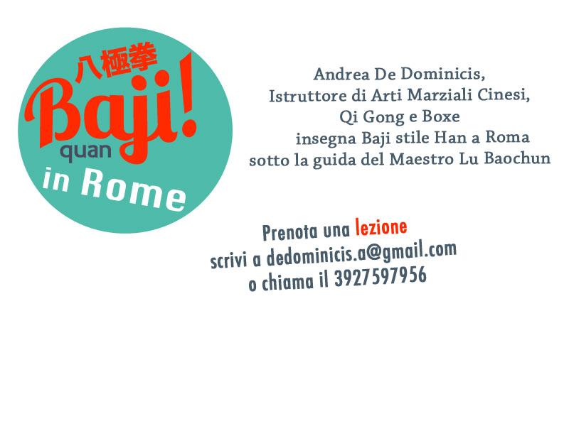 Bajii in Rome