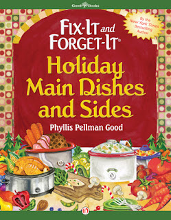 3 in 1 Review: Holiday Fix-It & Forget-It Cookbooks