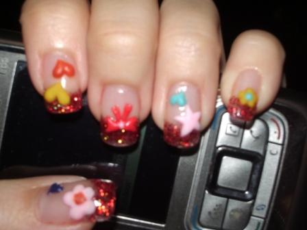 Nail Art stYle On Women: cute Nail Art