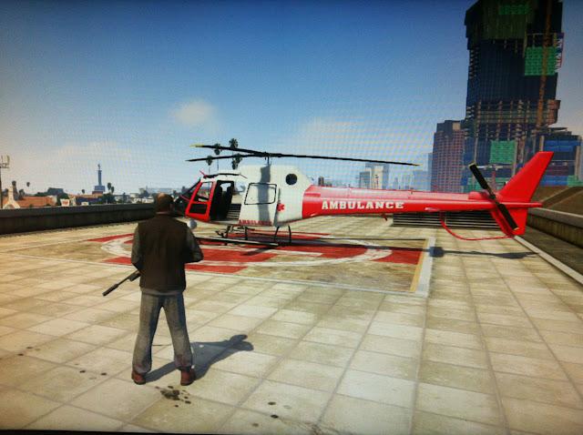 Вертолёты в GTA 4. Анонс GTA 5 на FAQ по GTA 5, часть первая - последни