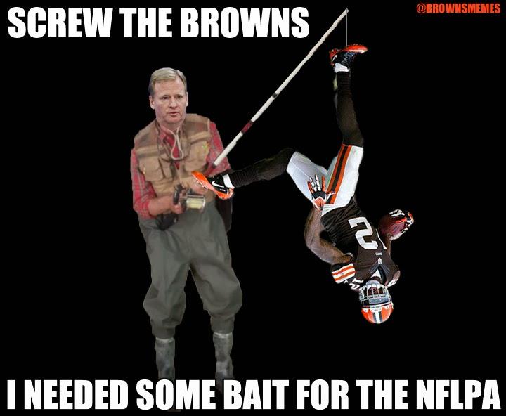 Roger Goodell funny NFL memes