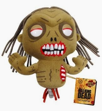 Peluche zombie Walking Dead